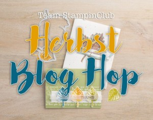 Stampin Up Herbst Love you lots Igel Blog Hop Stempelwerk
