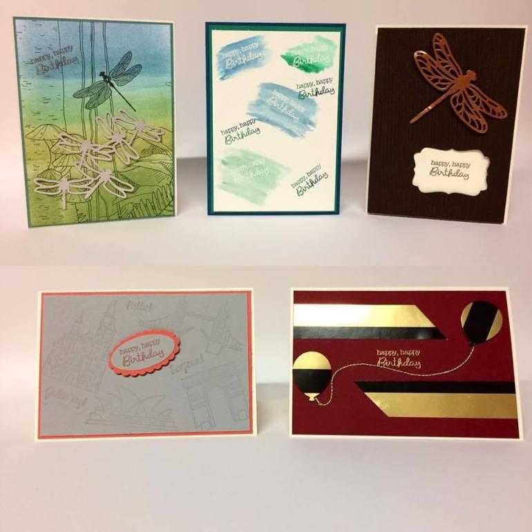Stampin´Up!, Geburtstag, Karte, Liebe(l)leien, Designer Paper, Chase your dream, Workshop,