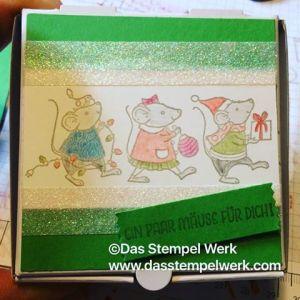 Geschenkbox, Weihnachten, Kinder
