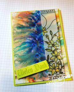 Brusho, Buntgalsgrüsse, Fantasie aus Glas